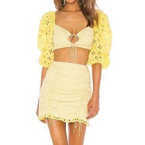 NWT PICNIC mini skirt
